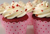 Cupcakes, Cakes and Fab Desserts / A collection of delicious and beautiful desserts. / by Alma Swagerty