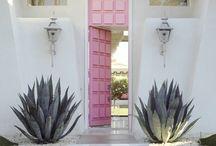 Impressive entrances