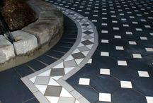 Tessellated Tiles - Verandahs