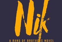 Nik: Band of Brothers / A board of Nik inspiration! Hope you enjoy!!