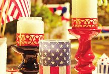 4th of July! / Home decor, fragrance and ideas to help you celebrate the 4th!
