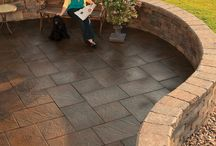 Outdoor Spaces / Your patio and backyard is like another room in the summer months, don't forget to decorate! / by Dave Griggs Flooring America