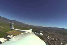Glider Flying / Womens Pilot Soaring Association - 2015- Soaring Nevada / by Kim Bond