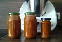 Rezepte für den Thermomix / Ich liebe meinen Thermomix. Eine kleine Rezeptsammlung für Gerichte, die man mit dem Thermomix kochen kann.
