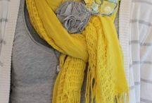 scarfs/tieing