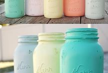 jars,boxes,vases & buttons