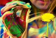 Colors, make me smile:)