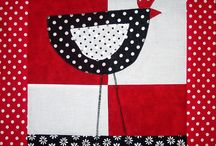 Quilting Inspiration / by Covered By Design (Christine Hansen)