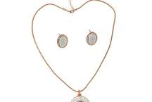 Jewelry Sets / by saint christine