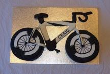 bike cakes