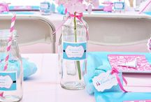 Inspired Party Planning / For those Bar or Bat Mitzvahs, special occasions and just for fun.
