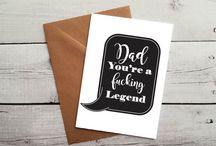 Funny Fathers Day Cards / Hilarious Fathers Day Cards just pinned for you ! Happy shopping