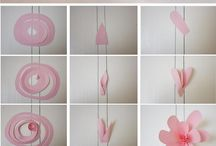 Flori hârtie