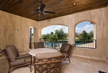 Patios & Views / All Star Vacation Homes patios and views