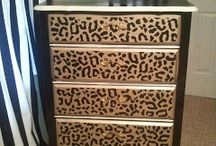 Cheetah Bedroom