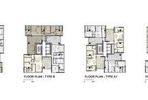 ARCH -  housing plans / floor plans