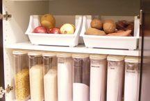 Kitchen. Storage