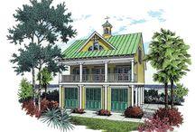 Garage Apartment * Home Plans