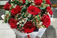 Αποστολή λουλουδιών στην Αθήνα
