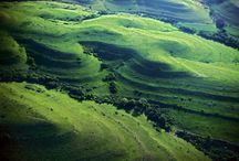 Rolling Hills of Kansas / by Flint Hills Discovery Center in Manhattan, KS