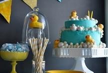 parties & showers / by Teresa Reid
