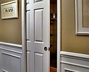 Pocket door ideas