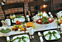 Set a table / by Mia Kemp