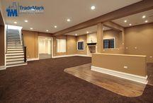 Basement remodeling service