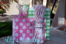 Party Planning / by Laura Neil