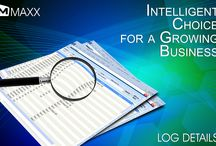 Log Details / Log Details is used to find out the user actions in the software. This makes the administrator to track the user errors... http://maxxerp.blogspot.in/2013/09/maxx-intelligent-choice-for-growing.html