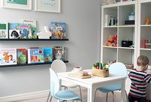 playroom & toys
