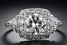 Vintage sparkle / Vintage jewelry  / by Jessica Branch