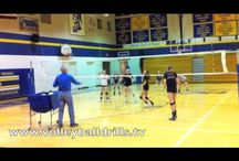volleyball / by Karre Thompson