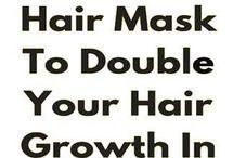 Masky na vlasy