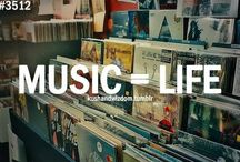 Music = out of reality / <3 my favourite things in this world :3 - music books and films :)