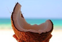 Coco Loco / Delicious coconuts, paradise personified.