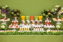 1 Wedding Food & Drinks / by Jill Renee'
