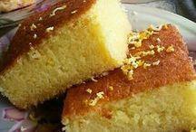 kek ve tatlılar