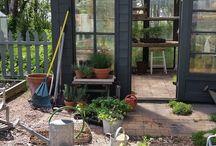 verksted i hagen
