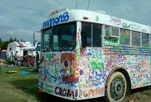 Camp Creatively / Fun and interesting ways to camp, both on the farm and off / by Bonnaroo