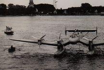 seaplanes vintage