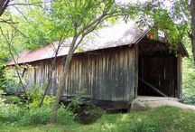 Covered Bridges - In The Lakes Region of NH