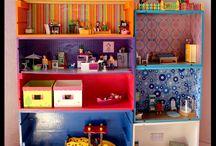 maison playmobil de belette