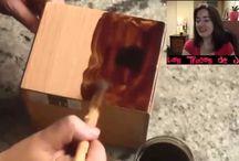 recetas para madera