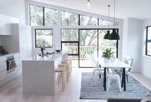 kitchen livingroom