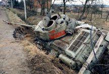 Modelling - Soviet T34/85