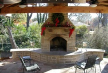 Patio/Outdoor Design / by Victoria Young