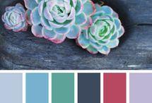 Farby / ktoré ladia