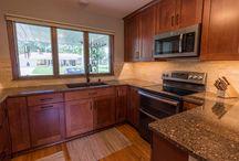 Project 3259-1 Craftsman Kitchen + Bathroom + Fireplace Remodel