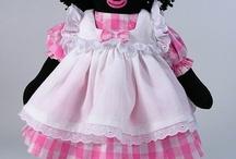 Golliwog doll